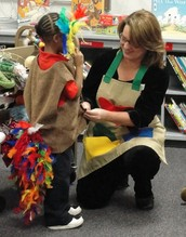 Dee Kimbrell, Storyteller and Educational Play Specialist