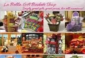 La Bella Baskets also has a mission: