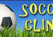 Christmas Soccer Clinic - December 21-23