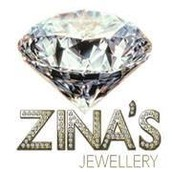 Available at  Zinas Jewellery 4 locations