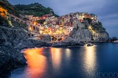 Another Italy at Night