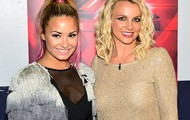 Demi e Britney Spears