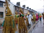 The St. Stephen's day parade