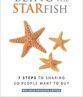Being the Starfish  by Neal Anderson