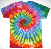 """Chill Out for Finals"" Tie Dye a Shirt with artist Alan DeOrio"