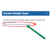 Step 2: Students Should Link Google Account
