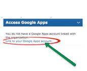 Step 2: Students Should Link Google Account