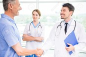 Build a relationship with the dialysis personnel