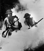 Poison Gas of WWI