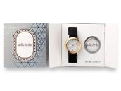 Black Icon- Convertible Watch $75
