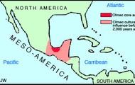 Olmec's territory