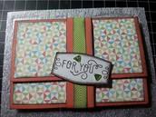 Zoe gift card holder
