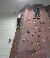 Next Month:  UWSP Rock Climbing