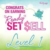 Level 1 Earners!