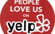 5 Star Yelp Reviewed!