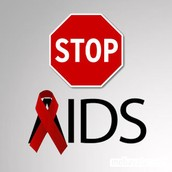 You too can help stop AIDS.