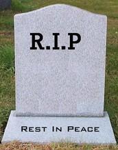 Event 1: Gram's Death