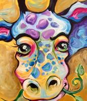 Speckled Giraffe