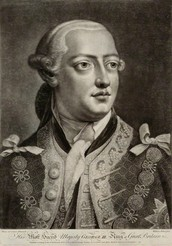 King George the 3rd