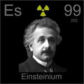 """Einsteinium """"Es"""""""