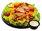 Ensalada de pollo/Chicken salad