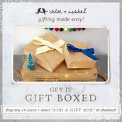 NEW Gift wrapping option!