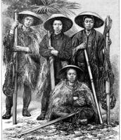 Peasant Men