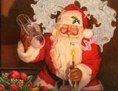 Keep us warm Santa