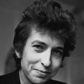 How does the Civil Rights Movement and Vietnam War connect to Bob Dylan's music?