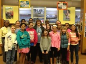 Author Lynda Mullaly Hunt visits KP to talk about One for the Murphys
