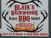 Blairs Backwoods BBQ