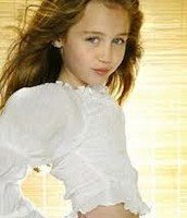 Miley at age 10!!
