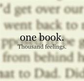 Feelings for Books