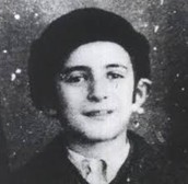 Elie Weisel as a child