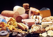 Foods high in Trans Fats
