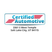 Certified Automotive Auto Repair in Salt Lake City