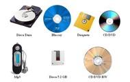Dispositivos de almacenamiento (secundario)