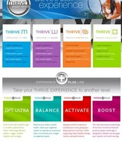 THE THRIVE EXPERIENCE - PERSONALIZED FOR YOUR NEEDS
