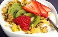 A fruity breakfast