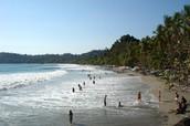 Pacífico playas