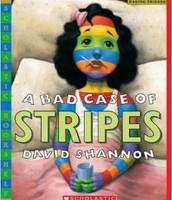 A Bad Case of Stripes - Shannon