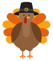 Reminder: No programming during Thanksgiving break