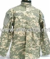 Nowaday army clothing.