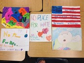 No Place For Hate Posters