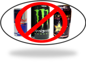 Energy Drinks (Monster Drinks)
