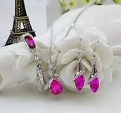 Shiny Jewelry set