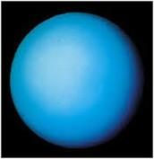 אורנוס הוא גם ממש רחוק מהשמש ולכן גם עליו אין חיים