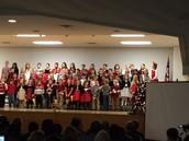 The second grade program was fantastic!