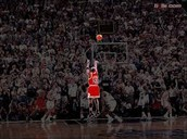 The shot he took to win his sixth title