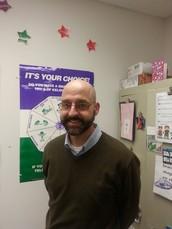 Mr. Schibley-School Counselor